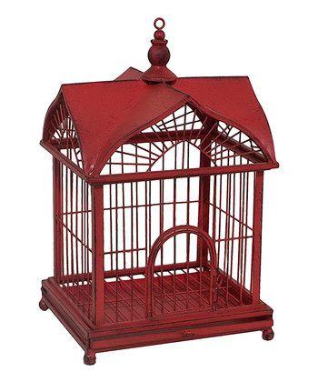 jaulas pajareras antiguas jaulas de pjaros jaulas de pjaros decorativos zapatillas rojas color rojo rojo rub casas de aves jaulas de pjaros