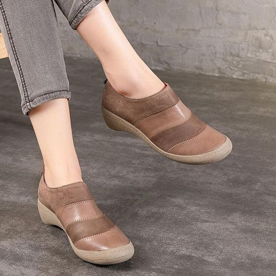 59 Leather Shoes Every Girl Should Have shoes womenshoes footwear shoestrends