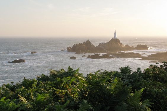 La Corbière Lighthouse by Fredrik  on 500px