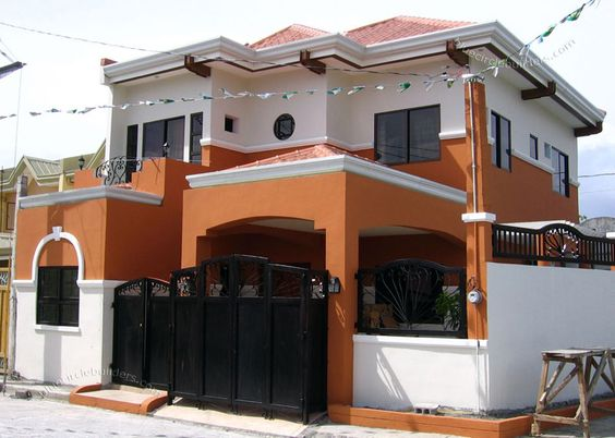 Pleasing Experienced Contractor Simple House Design Philippines Largest Home Design Picture Inspirations Pitcheantrous