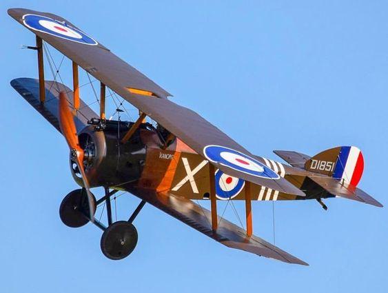 Pickthorn MC 100 Years of RAF 1:48 WWI Military Aircraft Display Model AA37708 Corgi Diecast SE5a F-904 Major C.E.M