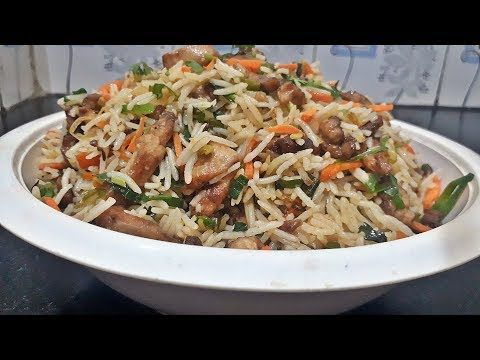 How To Make Chicken Fried Rice Best For Dinner Menu My