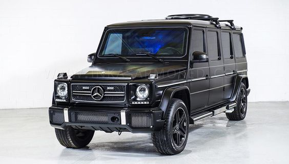 Six Wheel Drive Mercedes Benz Amg Suv More Http