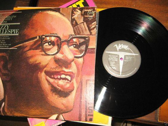 Dizzy Gillespie - The Sonny Rollins/Sonny Stitt Sessions  USA 1976 2xLp nm