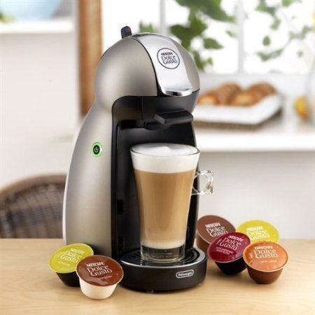 Amazon.com: DeLonghi Nescafe Dolce Gusto Piccolo Plus Coffeemaker, Produces Gourmet Coffees, Lattes, Cappuccinos, Iced Drinks and more: Kitchen & Dining