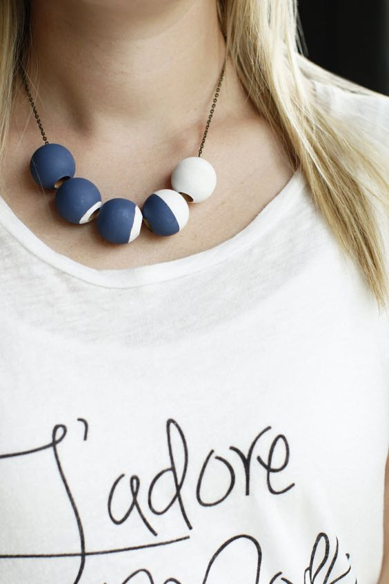 How to Create a Lunar-Inspired DIY Necklace (http://blog.hgtv.com/design/2014/08/26/how-to-create-a-lunar-inspired-diy-necklace/?soc=pinterest)