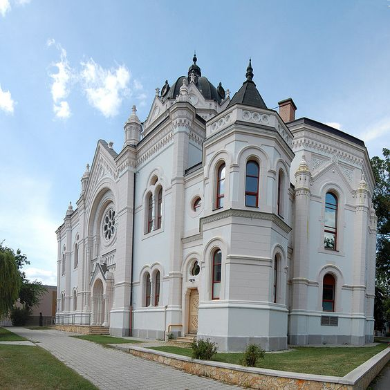 Szolnok Hungary  City pictures : Szolnok Hungary   Synagogues   Pinterest   Rivers and The O'jays