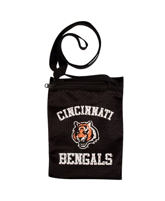 Little Earth Cincinnati Bengals Gameday Crossbody Bag