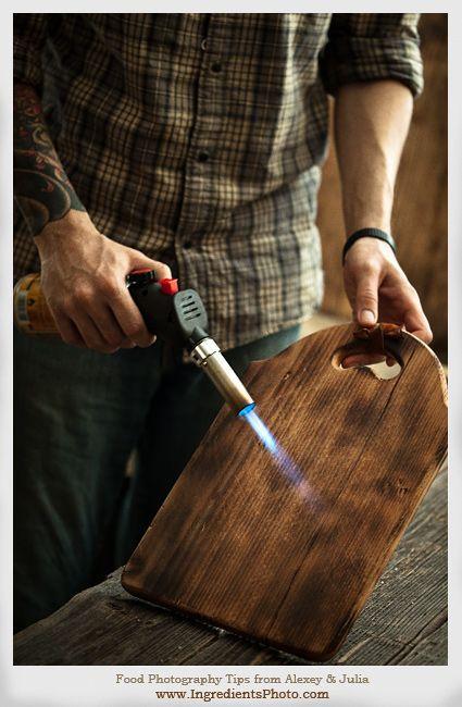 DIY Vintage Cutting Board: