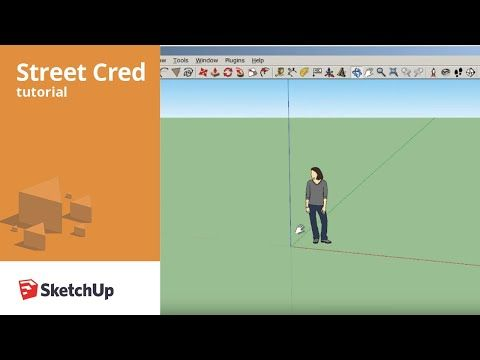 Google Sketchup Tutorial Basics How To Build A Simple House Door