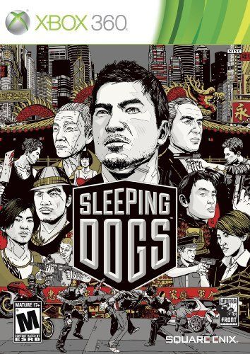 Sleeping Dogs #360, $50
