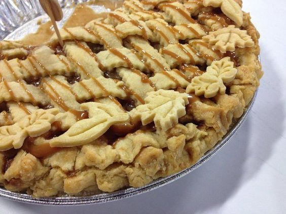 Dorothy Martin of Conestoga, Lancaster County won the Blue Ribbon Apple Pie contest at the Pennsylvania Farm Show. Here's the recipe.   Her caramel apple pie is...