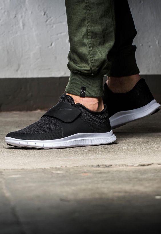 nike shox de femmes vivifier - Nike Free Socfly: Black | Apparel | Pinterest | Nike Free, Nike ...