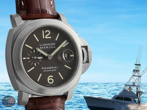 Panerai Luminor Marina Titanium 44mm