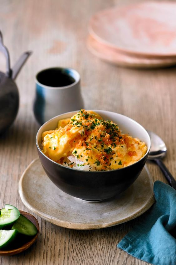 Dashi Scrambled Eggs Are the Japanese Breakfast Your Morning Needs