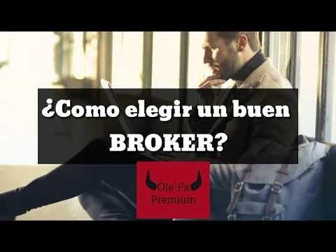 Como Elegir Un Broker Forex Ole Fx Premium Youtube Instagram