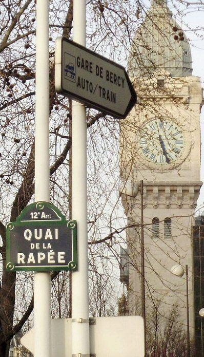 #photo Le quai de la Rapée #Paris12 #PEAV @Menilmuche @a_fournier12 @MeliMalisss
