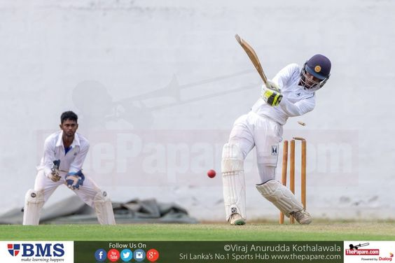 Kanrich Finance managed a convincing 6 wicket win over Commercial Bank to make…