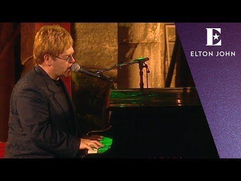 Elton John Circle Of Life The Great Amphitheatre Ephesus 2001 Youtube Elton John Circle Of Life Artist Album