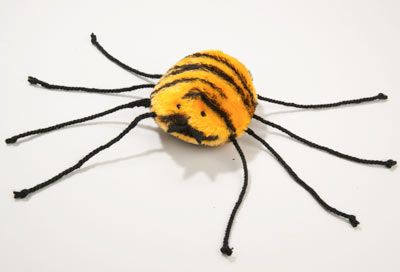 Halloween Organic Catnip Toys - Spider