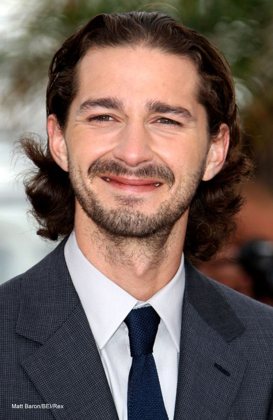 Shia LaBeouf at the Lawless photocall