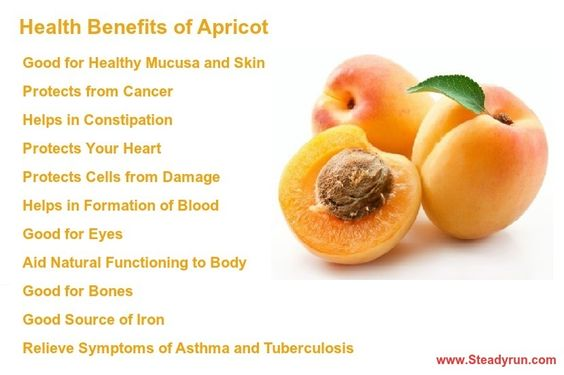 Health Benefits of Apricot - Apricot fruit is the dried fruit a good source of minerals, potassium, iron, zinc, calcium & manganese also rich in fiber