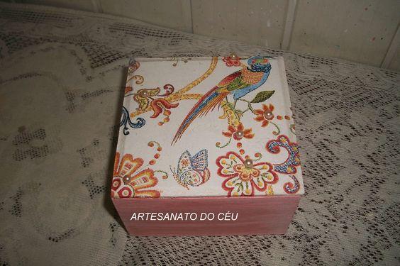 Caixa Flamingo - R$ 15,00 Cod. PCX 100