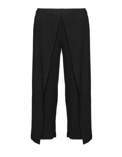 Draped front trousers by Isolde Roth. Shop now: http://www.navabi.co.uk/trousers-isolde-roth-draped-front-trousers-black-23774-2400.html?utm_source=pinterest&utm_medium=social-media&utm_campaign=pin-it