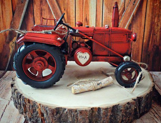 Tractor-John by MorganTheCreator on Etsy