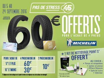 Offre pneu, offres et promotions pneus - Point S