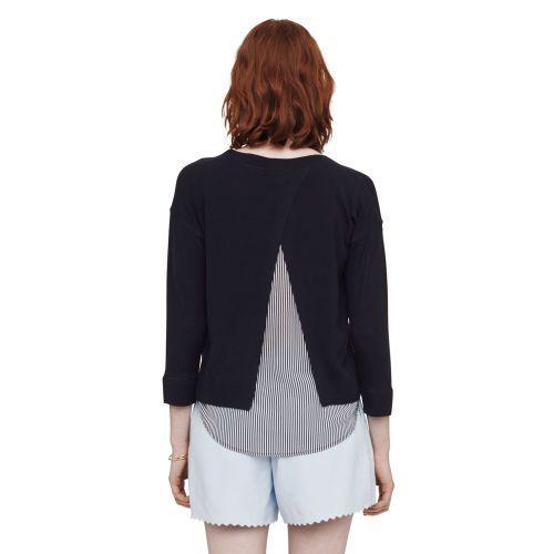 Brooklyn Merino & Silk Sweater - Club Monaco Pullover - Club Monaco Canada