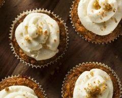 Cupcakes aux spéculoos (facile, rapide) - Une recette CuisineAZ
