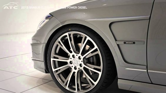 Mercedes Benz  CLS Shooting Brake Power Diesel Tuning