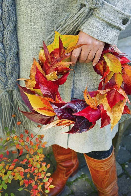 Jesienne Dekoracje Z Lisci Jesien Dekoracje Kompozycje Aranzacje Jesiennedekoracje Diy Liscie Jesienneliscie Koloroweli Fabulous Fall Fall Wreath Fall