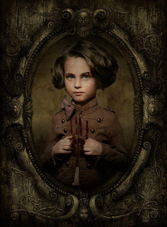 """Sweet dreams"" Digital art. 2013"