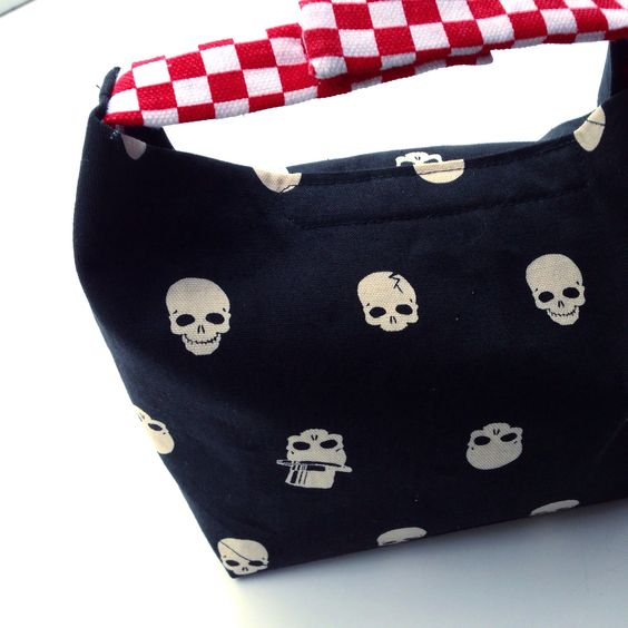 DIY project: A badass lunch bag for my 4-year-old son