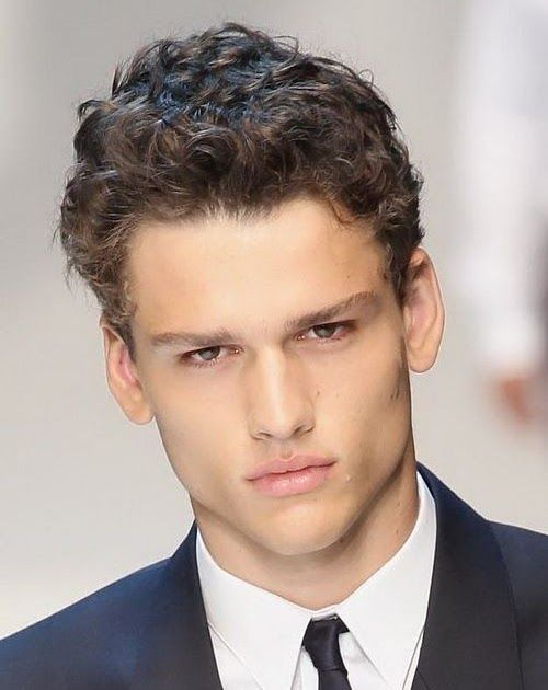 Get Inspired For Natural Short Curly Hair Men In 2020 Mens