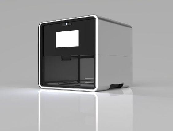 Vamos imprimir uma pizza? - High-Tech Girl   Foodini, Natural Machines