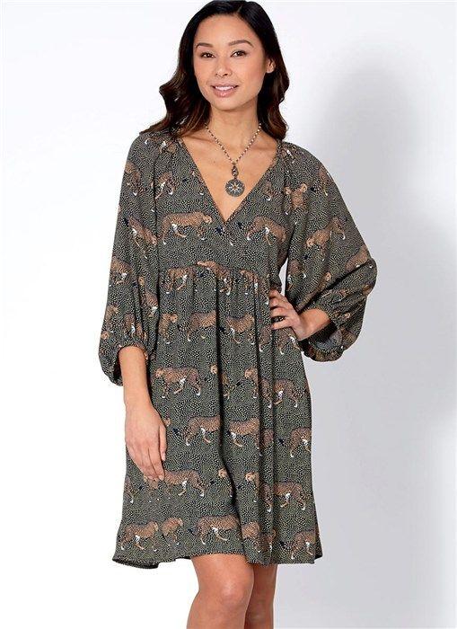 Patron De Robes Mccall S 7969 Rascol Robe Patron Robe Sans Couture Modele Robe