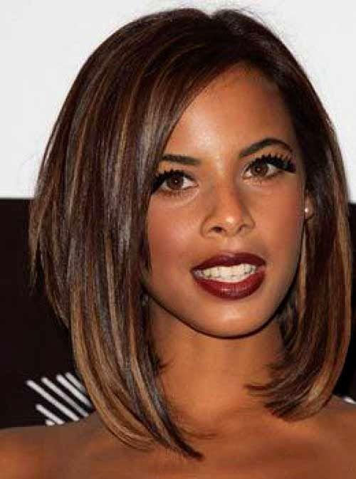 15 Bob Hairstyles For Black Women 2014 2015 Bob Haircut Black Bob Hairstyles 2015 In 2020 Hair Styles Bob Hairstyles Medium Hair Styles