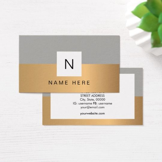 Pin On Customizable Business Cards