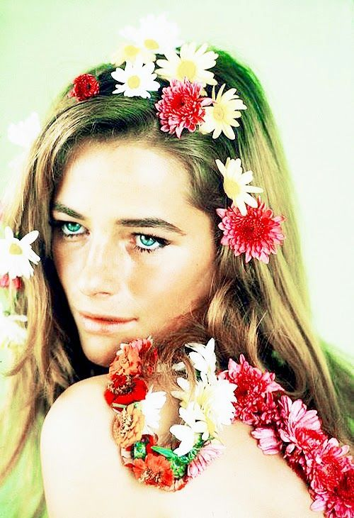 Charlotte Rampling, ca. 1960s