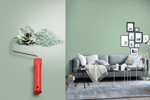 Schoner Wohnen Farbe Unsere Trendfarben Schonerwohnen With Images Home Decor Interior Design Beautiful Living
