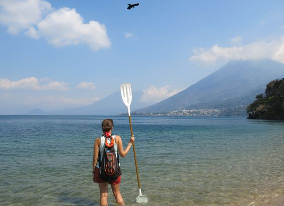 Central America Backpacking - San Pedro la Laguna is a budget friendly backpacker destination in Lake Atitlan Guatemela. Our budget guide includes prices...