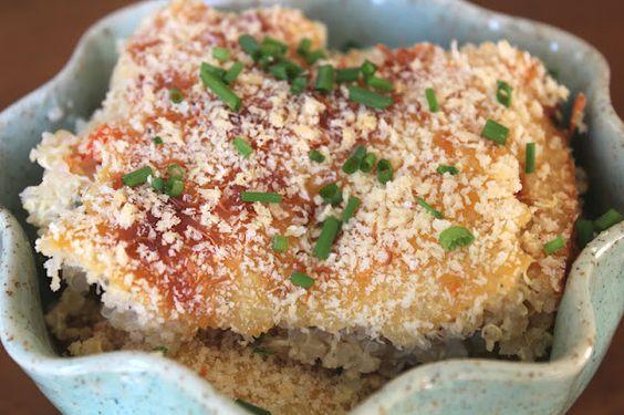 Quinoa Mac & Cheese