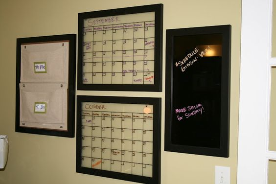 My Happy House: Our DIY Daily Organization System