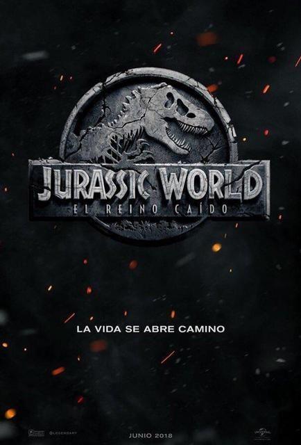 Jurassic World El Reino Caido 2018 Ver Descargar 1080p Spa Eng C Ficcion Jurassic World Fallen Kingdom Falling Kingdoms Jurassic World
