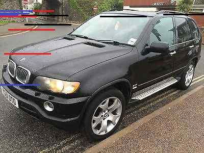 2001 Bmw X5 3 0d Sport Mot And Tax Black Px Poss Ebay In 2020 Bmw Audi A3 Sportback Bmw X5