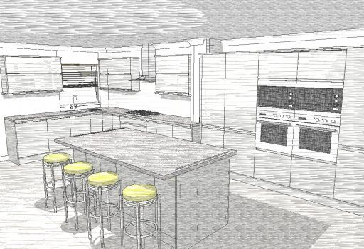 Nukitchn Design Online Kitchen Design Online Kitchen Design Single Floor House Design Kitchen Layout Plans