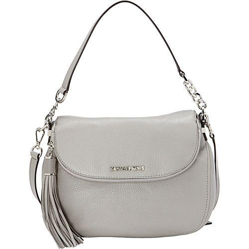 cloie bags - Michael Kors Bedford Medium Convertible Bag - Pearl Grey ...